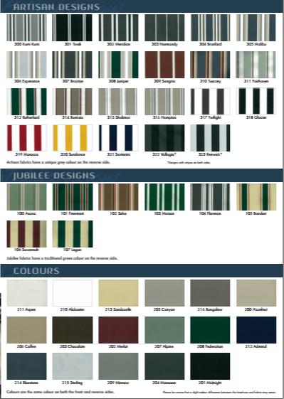 Barrington Colours