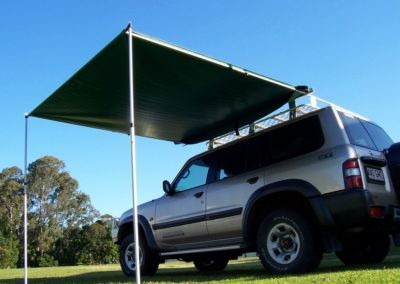 Bag Awning Self Supporting
