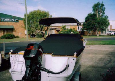 Boat Cover Tonneau