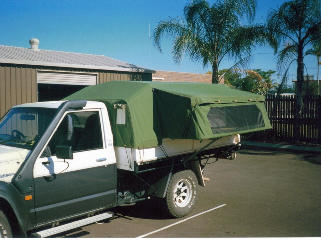 Products Examples Of Canopies For Utes Undercover Canvas