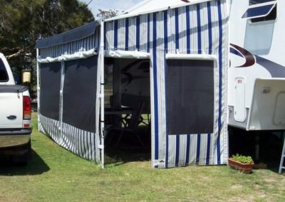 Rollout Awning