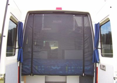 Van Screens