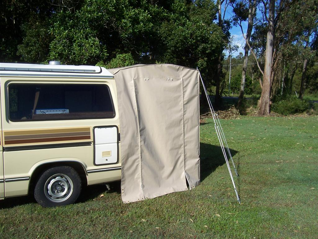 Products - Throw Over Van Tents