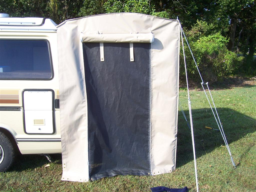 Throw over van tent attached & Products - Throw Over Van Tents - Undercover Canvas