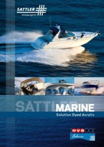 Sattler Marine Brochure